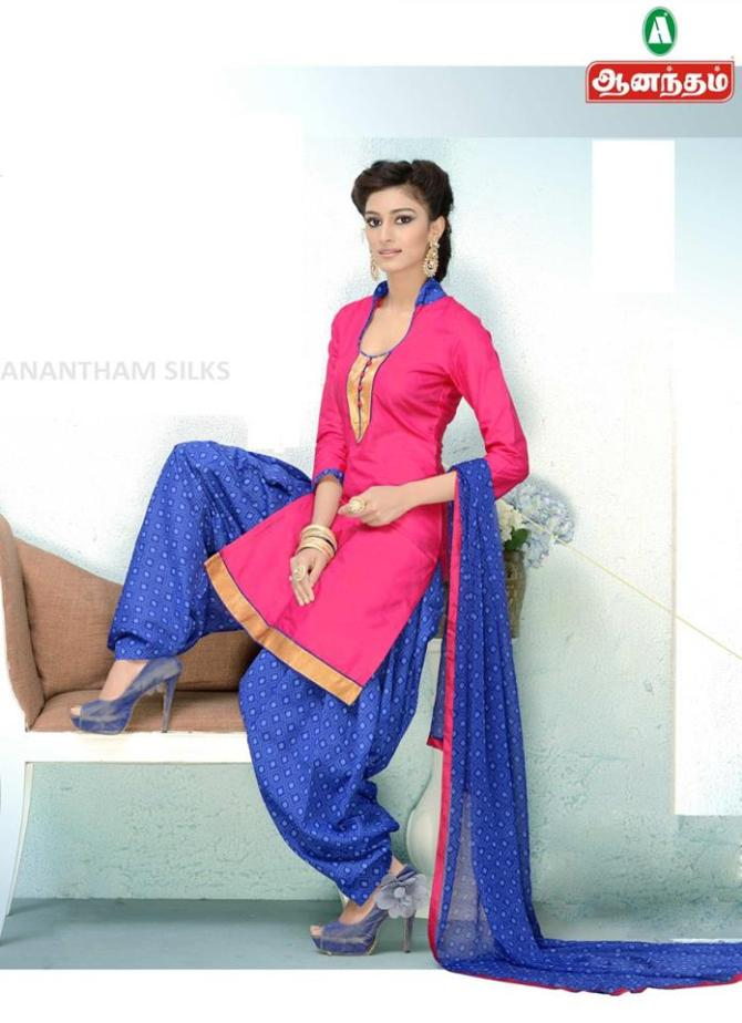 LATEST CHUDITHAR MATERIAL ONLY @ Anantham Silks